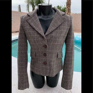Juicy Couture Women's blazer jacket button up sz M